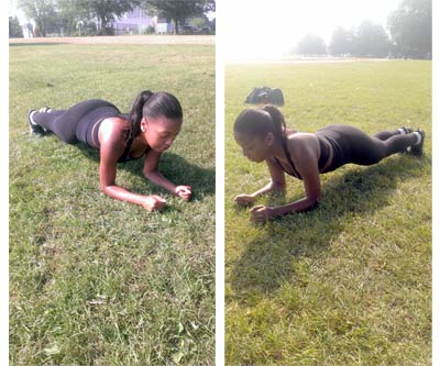 workout planks