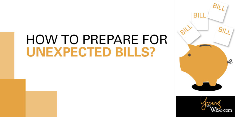 How to prepare your pockets for unexpected bills
