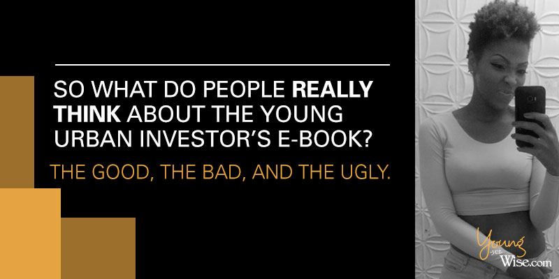 What people really think about the young urban investor's e-book