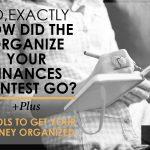 organizeyourfinances