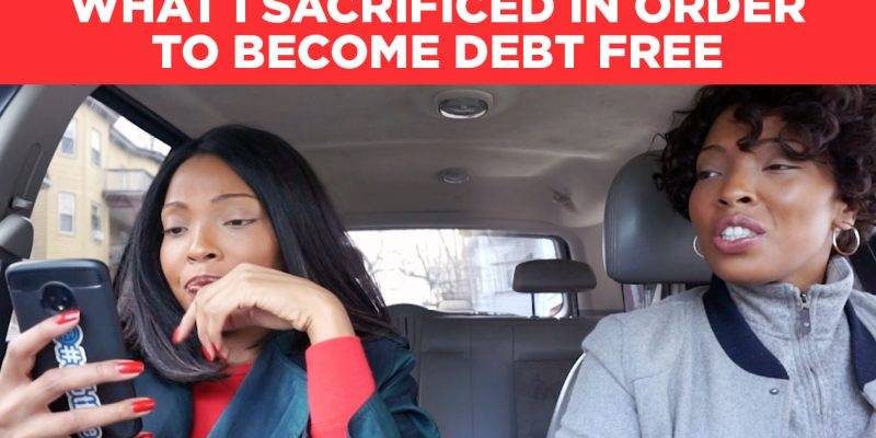 debt free sacrifice